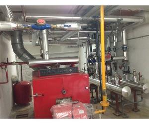 Mantenimiento de sala de calderas en Móstoles