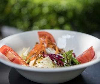 Picoteo y entrantes: Carta de Restaurante Parrilla Ginés