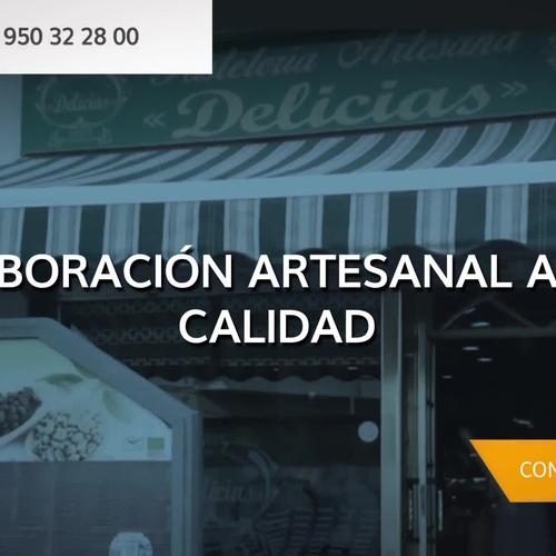 Pastelería en Roquetas de Mar | Pastelería Delicias