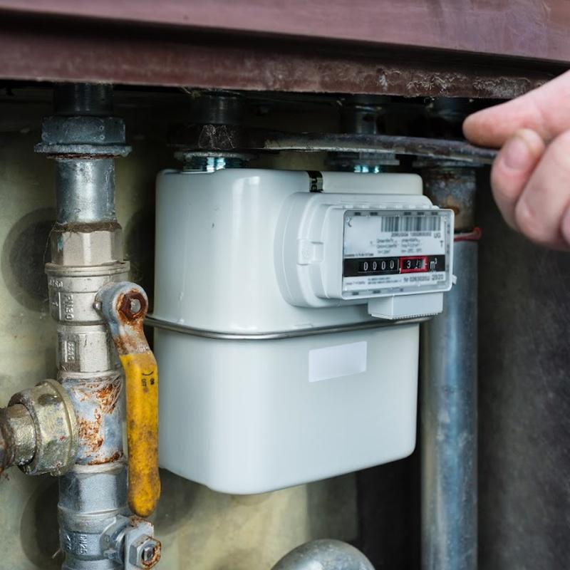 Sustituciones de reguladores de gas: Servicios de JULIÁN LÓPEZ GÓMEZ
