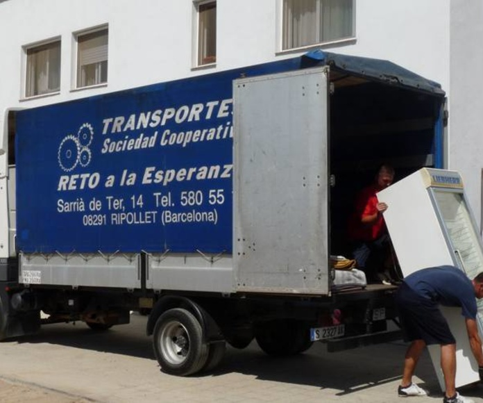 Sociedad Cooperativa: Servicios de Asociación Reto