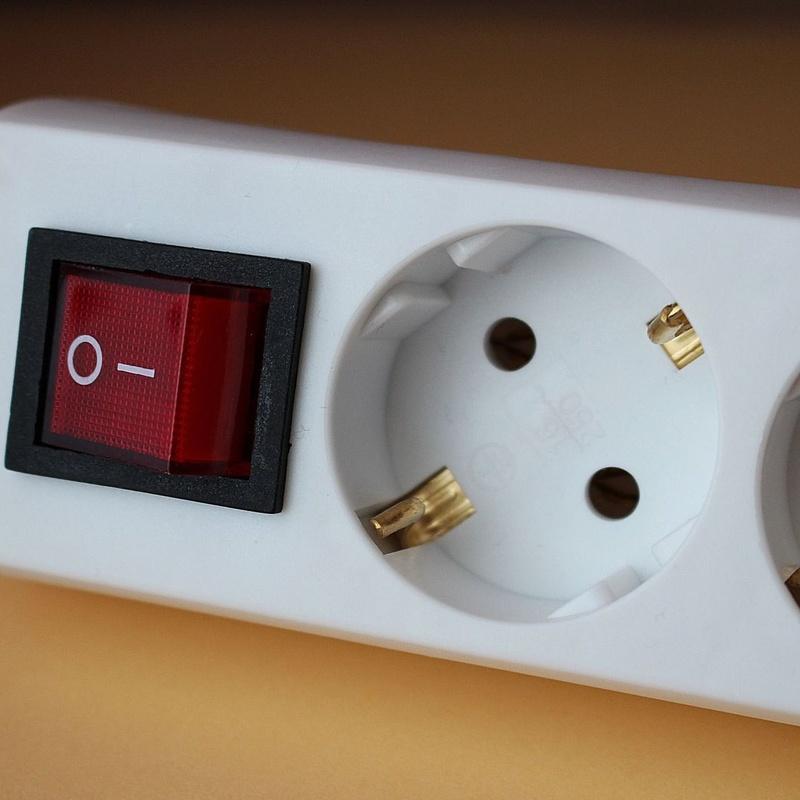 Pequeño material eléctrico: Productos  de Luzalba