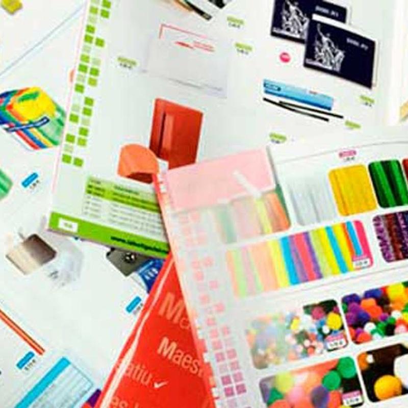 Imprenta: Servicios de ECM Publicidad