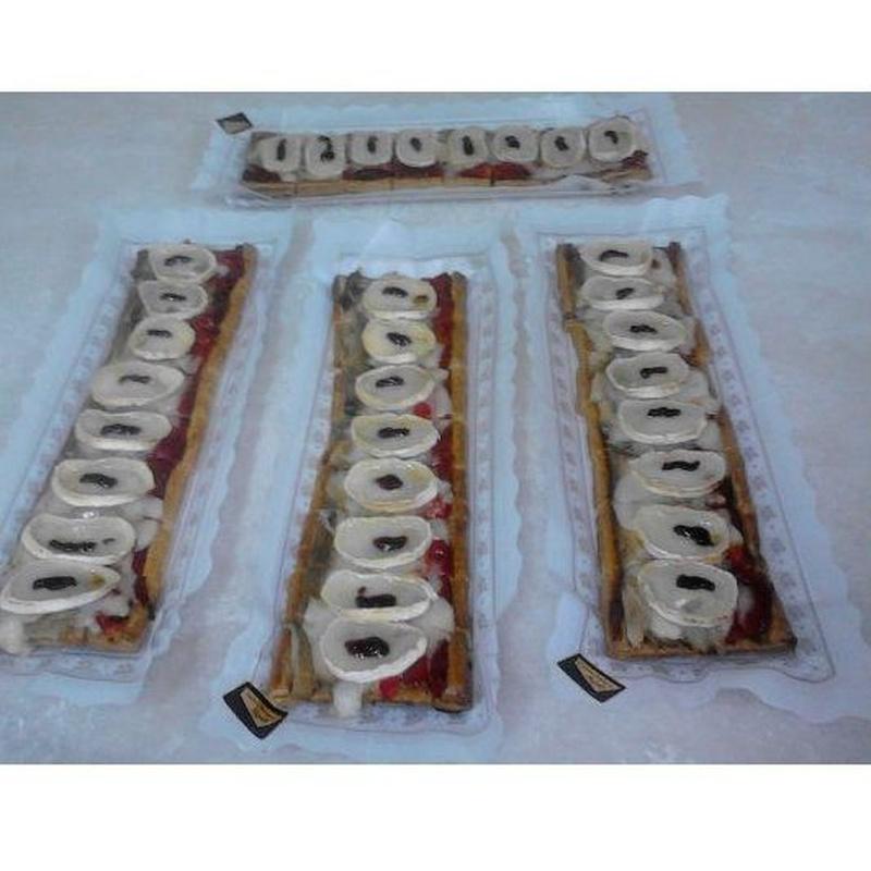 Salados: Productos de Pastissería Negrell