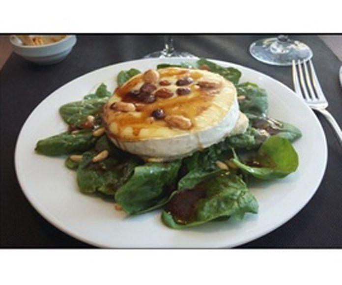 Entrantes: Carta de Restaurant Cala Mitjana