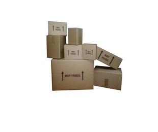 Cajas cartón