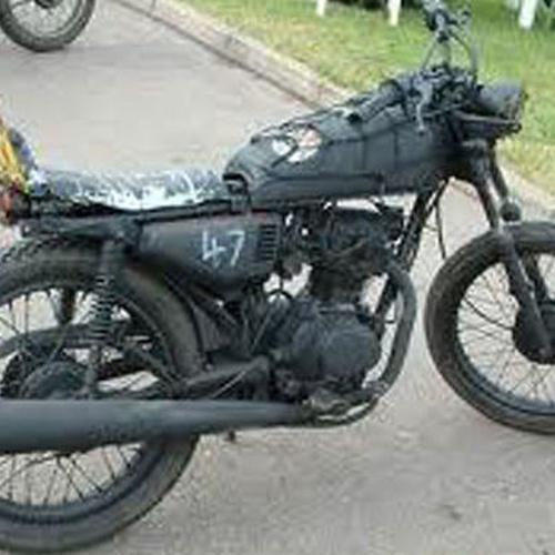 Taller de motos en Les corts
