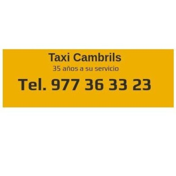 taxis en Cambrils