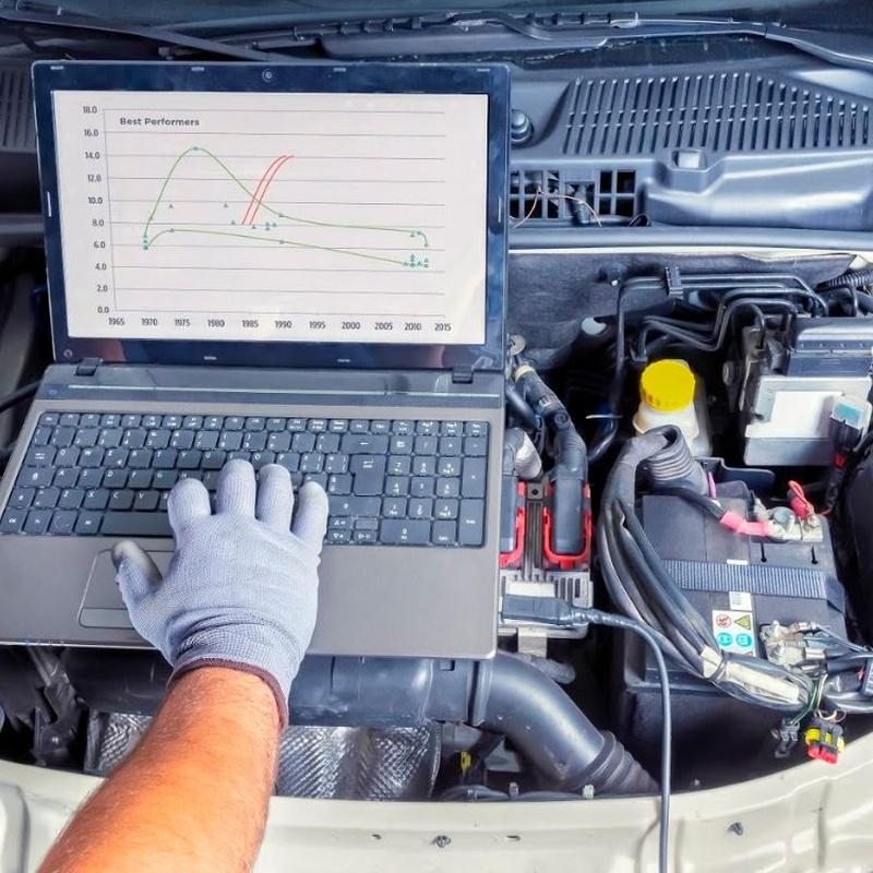Diagnosis: Servicios de VD Motor Show