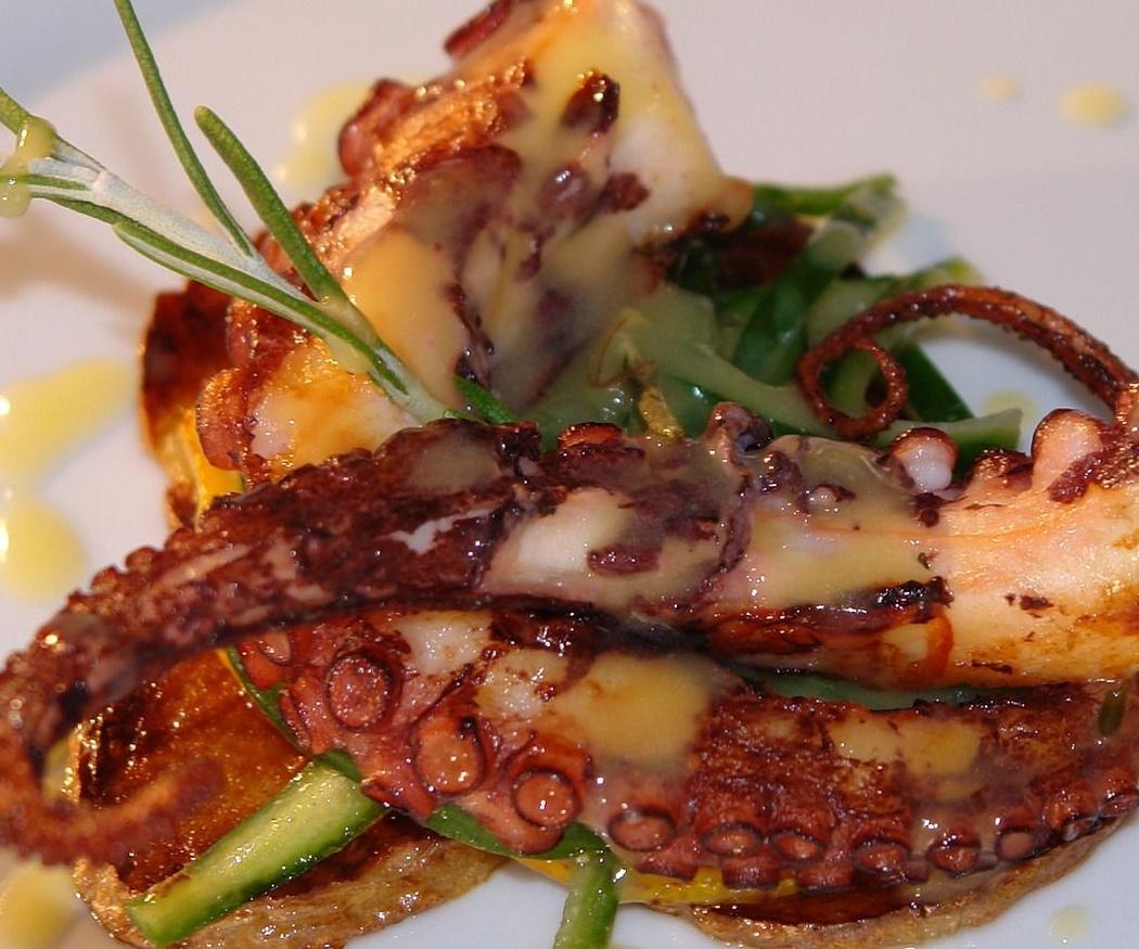 El pulpo, uno de los reyes de la gastronomía gallega
