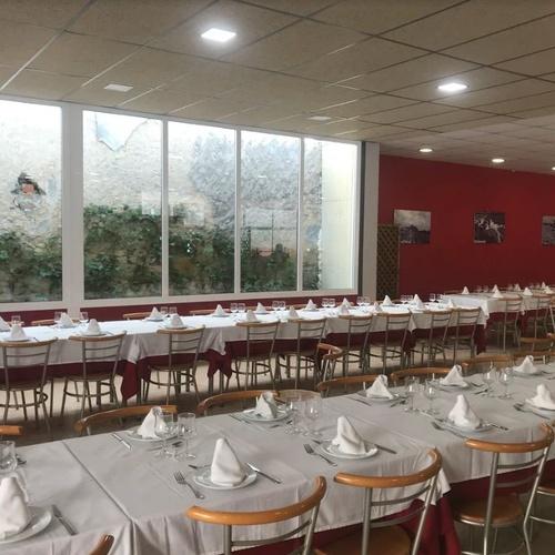 Restaurante con carnes a la brasa Vilafranca del Penedès