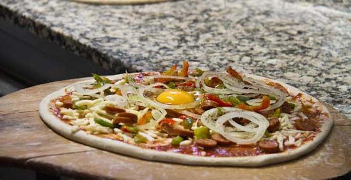 Pizzas Individuales: ¿Qué tenemos? de Pizzería Le 4 Stagioni
