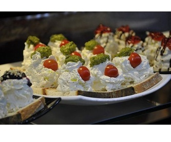 Tortillas de 2 huevos: Carta  de Mesón Segalerva