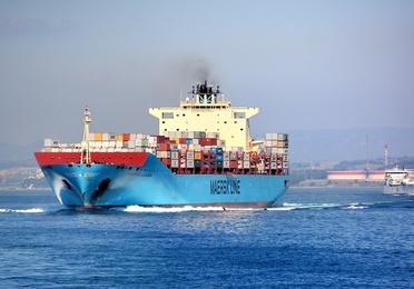 Exportación. Tráfico marítimo