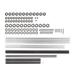 Accesorios de impresión 3D. Kit de varillas y tornillería Prusa 13