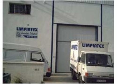 Lavandería industrial en Cádiz