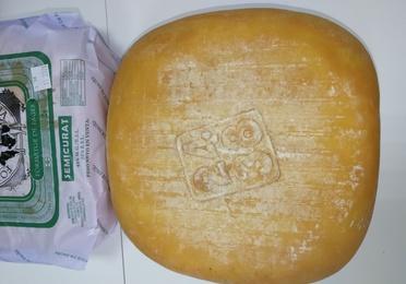 Pieza queso mini Santa Catalina semi 0,700-0,850 Kg