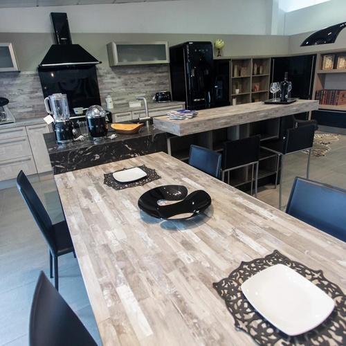 Diseños de muebles de cocina en Ibiza