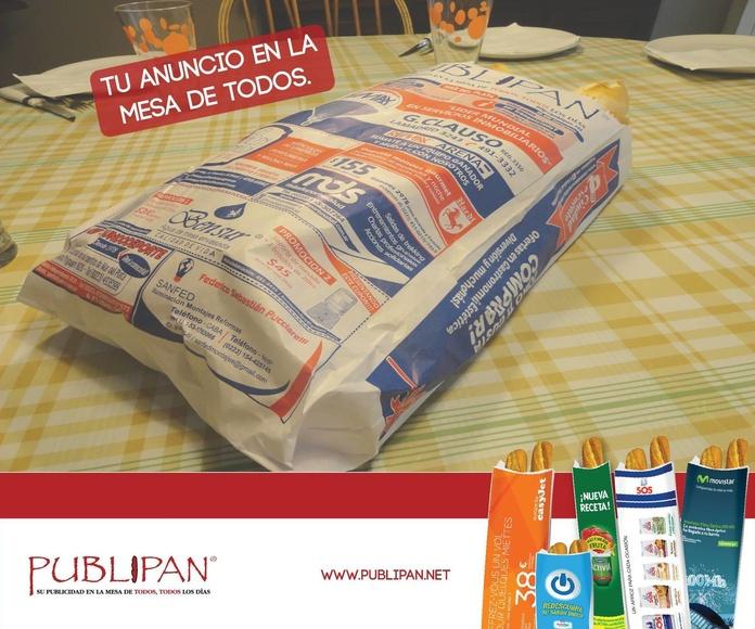 publipan: la publicidad más efectiva y ecológica en Asturias y España