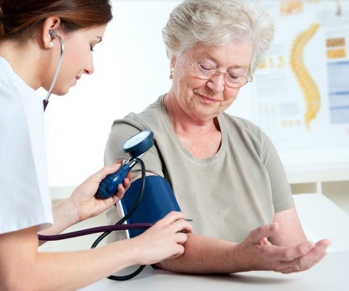 Servicio Médico y de enfermeria : Servicios de Residencia Ntra. Sra. de la Estrella