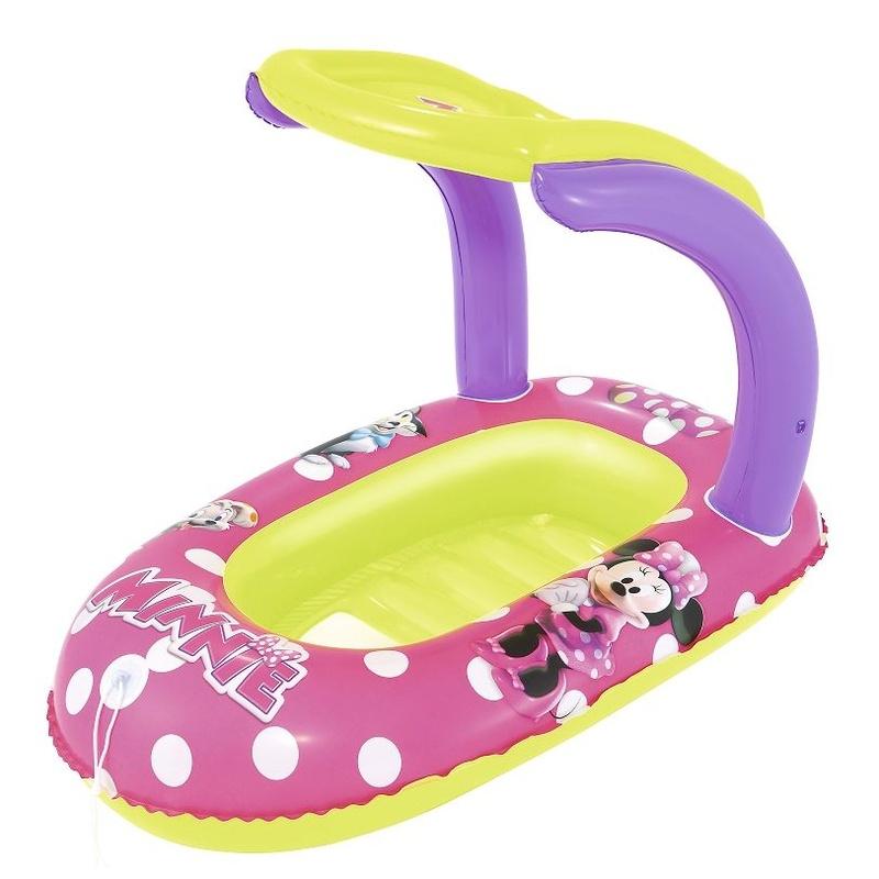 Barca hinchable Minnie Mouse con techo: Productos de Deportes Canariasana, S.L.