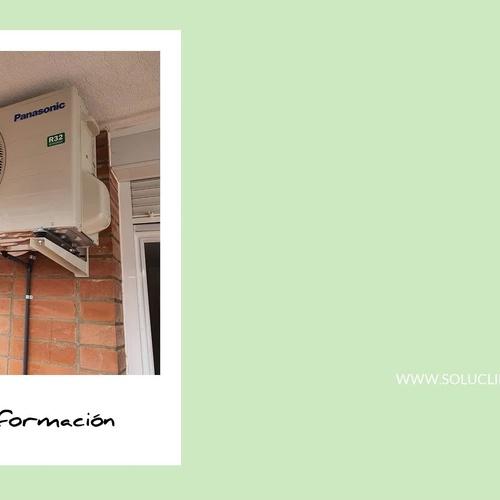 Reparación de aire acondicionado en barrio de Gracia Barcelona | Soluclima