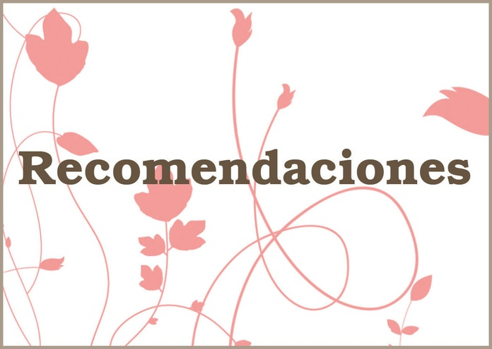 Recomendaciones: Nuestra Carta de El Segoviano