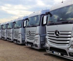 El mercado europeo de camiones crece un 2,8% en Noviembre