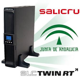 SAIs SALICRU para las escuelas públicas de Andalucía