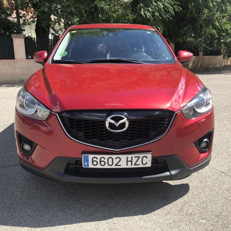 Mazda CX5 2.2 DE 150 cv Style + Navy: Todo nuestro stock de M&C Cars