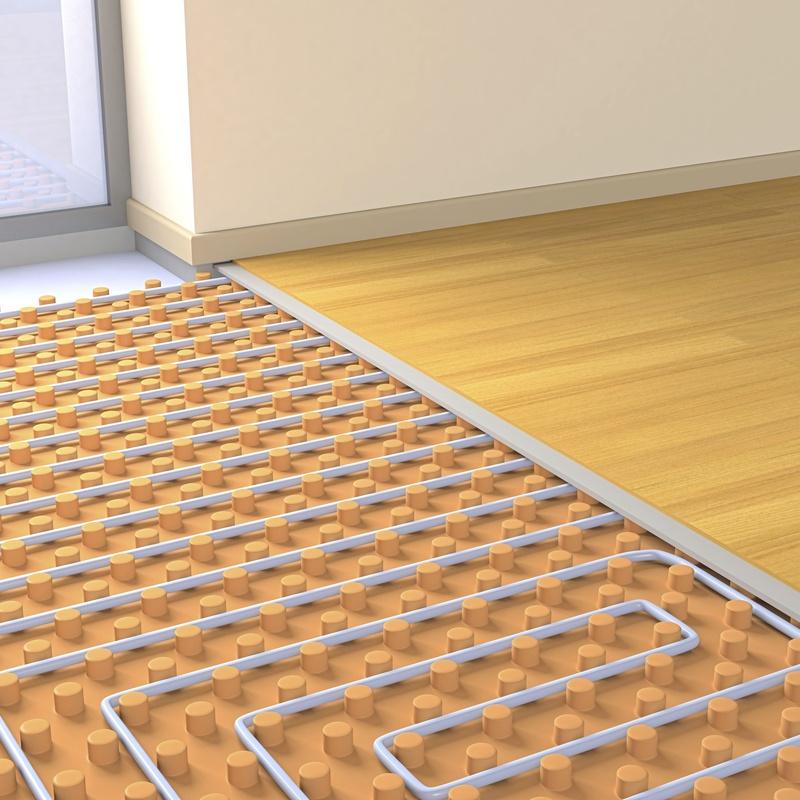 Instalación completa de suelos radiantes