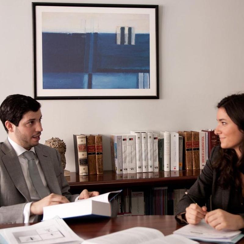 Asesoría laboral: Servicios de Gestors Associats Porcar Fulleda
