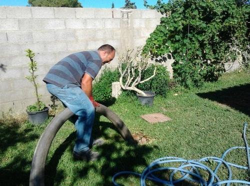 Fotos de Pocería en Chiclana de la Frontera | Limpieza de Pozas El Pescaíto