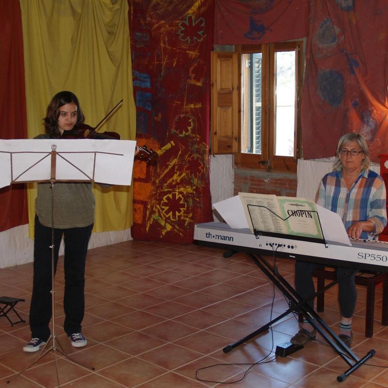 Concert de Música Romàntica obres de Chopin i Listz