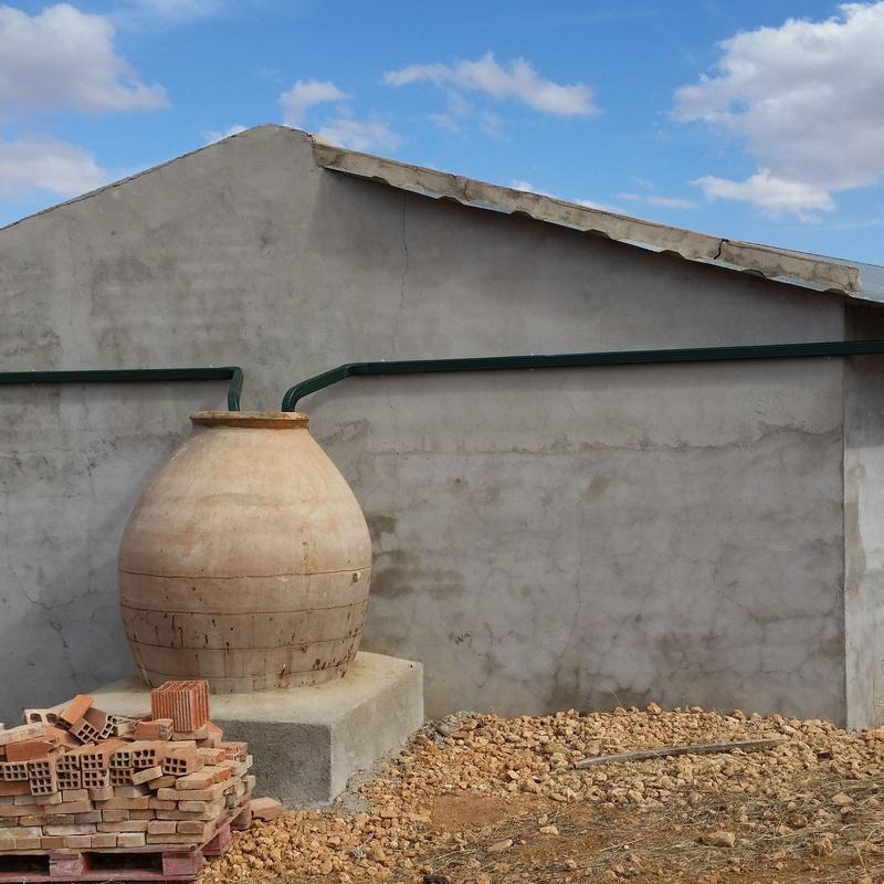 Recogida y almacenamiento de aguas pluviales: Servicios de Canaltom