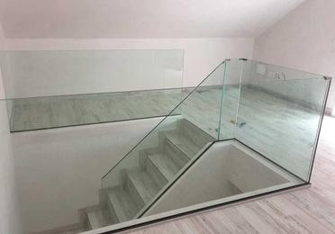 Barandillas de cristal