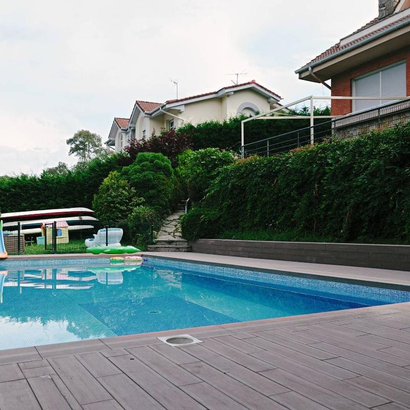 Reforma piscina Ibaiaga: Proyectos de DIADE Gestión de Obras y Proyectos