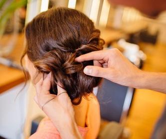 Col·locació i manteniment de perruques: Serveis de Perruquería Nova Imatge