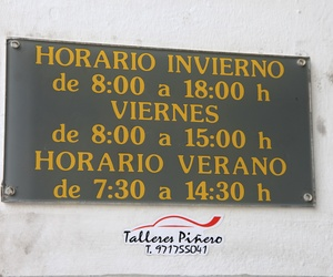 Galería de Talleres de automóviles en Palma | Talleres Piñero