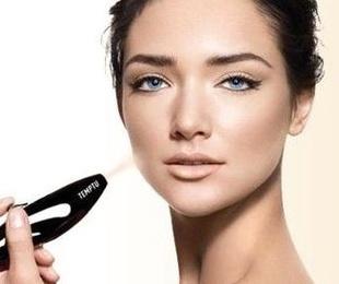 Maquillaje de aerógrafo