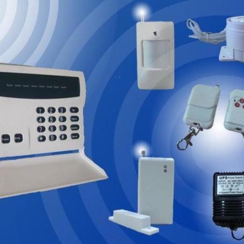 Alarmas: Catálogo de Surzatel Seguridad, S.L.