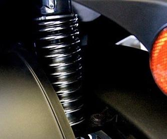 Neumáticos: Servicios mecánicos de Davial Motor