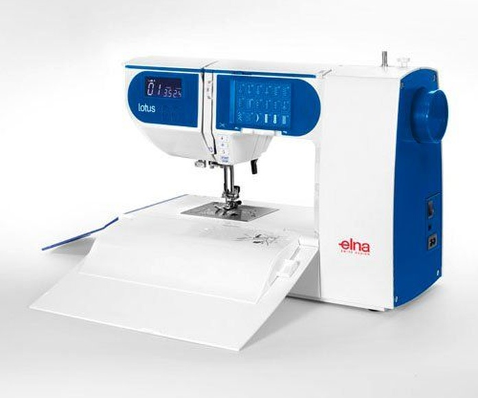 Máquina de coser Elna Lotus: Productos de J. Pujol