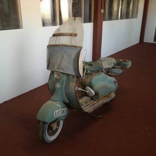 No dejes tu moto antigua guardada en el garaje