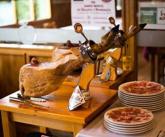 Menú nº 6: Carta de Restaurante Sidrería Llagar Herminio