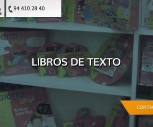 Libreria Papeleria Bilbao.Libreria Papeleria Intomar Bilbao Zabalburu. Bono Denda