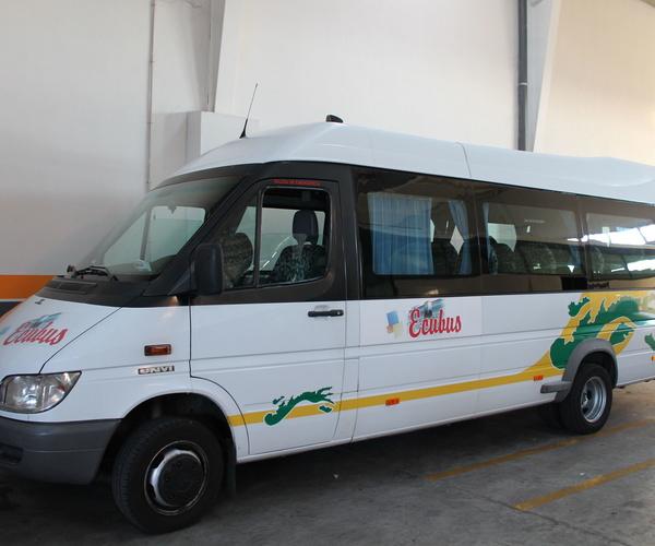 Minibús Salamanca