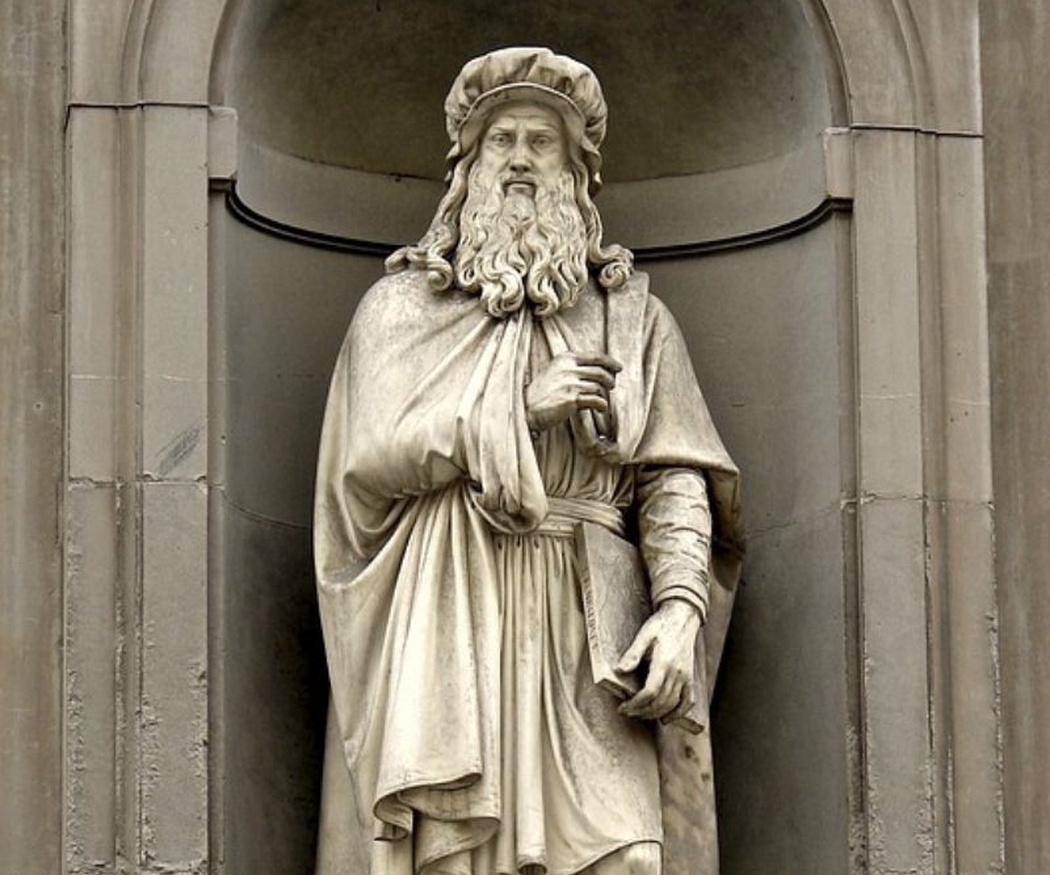 Leonardo Da Vinci y la endoterapia vegetal