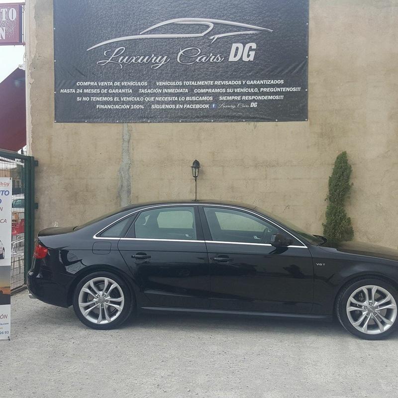 Audi S4: Venta de vehículos de Luxury Cars DG