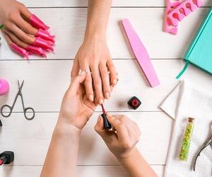 Manicura de uñas Oviedo